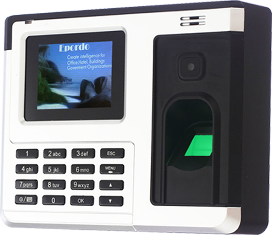 EK-02 Fingerprint Time Attendance Access Control