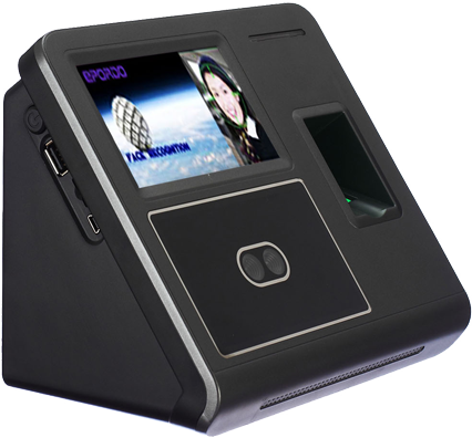 Face Recognition Time Attendance and Access Control System